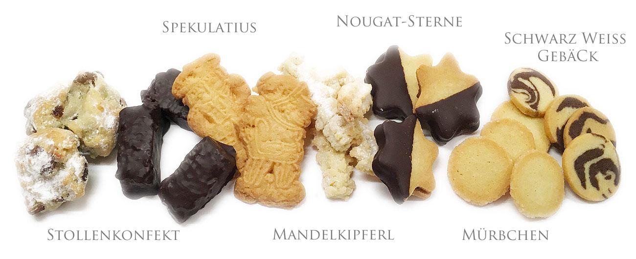 Kekse & Konfekt