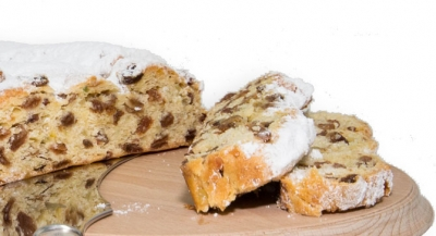 500g Dresdner Christstollen -German Christmas Cake
