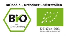 1000g  Dresdner Bio Christollen