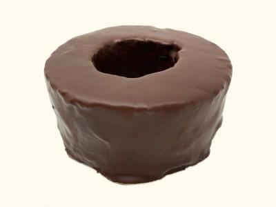 400g Baumkuchen Zartbitterschokolade -200g pyramid layer cake dark chocolate