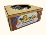 400g Baumkuchen Zartbitterschokolade