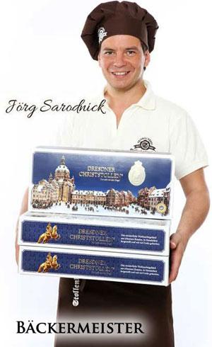 Stollenbäcker aus Dresden